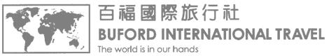 Buford International Travel logo